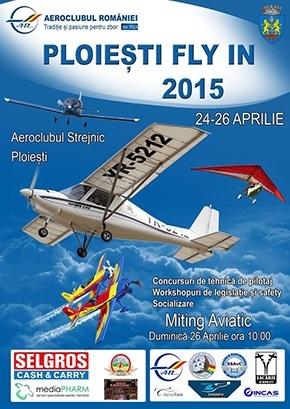 Ploiesti Fly In 2015
