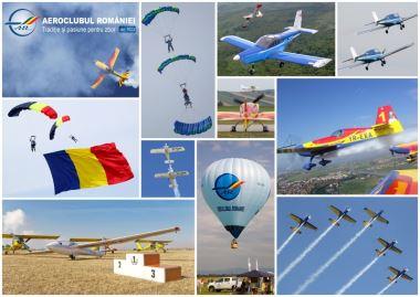 Raport acticvitate de zbor - 2014